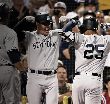 Learn how to bet on the Yankess in the MLB Playoffs at Bodog.