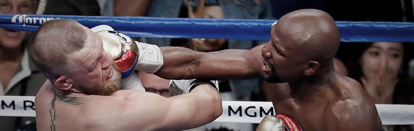 Mayweather Jr.-McGregor Betting Recap: Odds and Lines