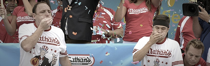 Bet on Nathan's 101st Hot Dog Eating Contest Odds at Bodog