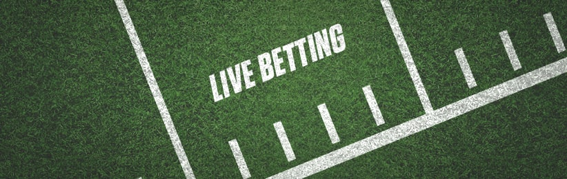NFL Betting 101: The Strategy of Live Betting