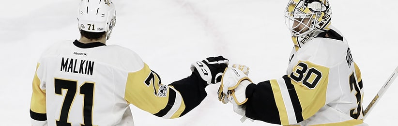 Early Stanley Cup Favourites Include Penguins, Oilers - Bodog