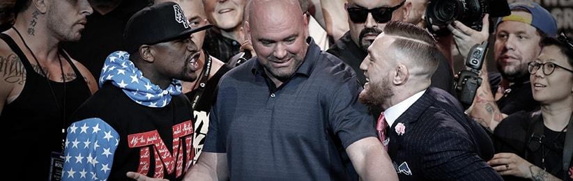 Bet on Mayweather vs. McGregor Prop Odds